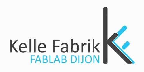 logo Kelle Fabrik Fablab Dijon