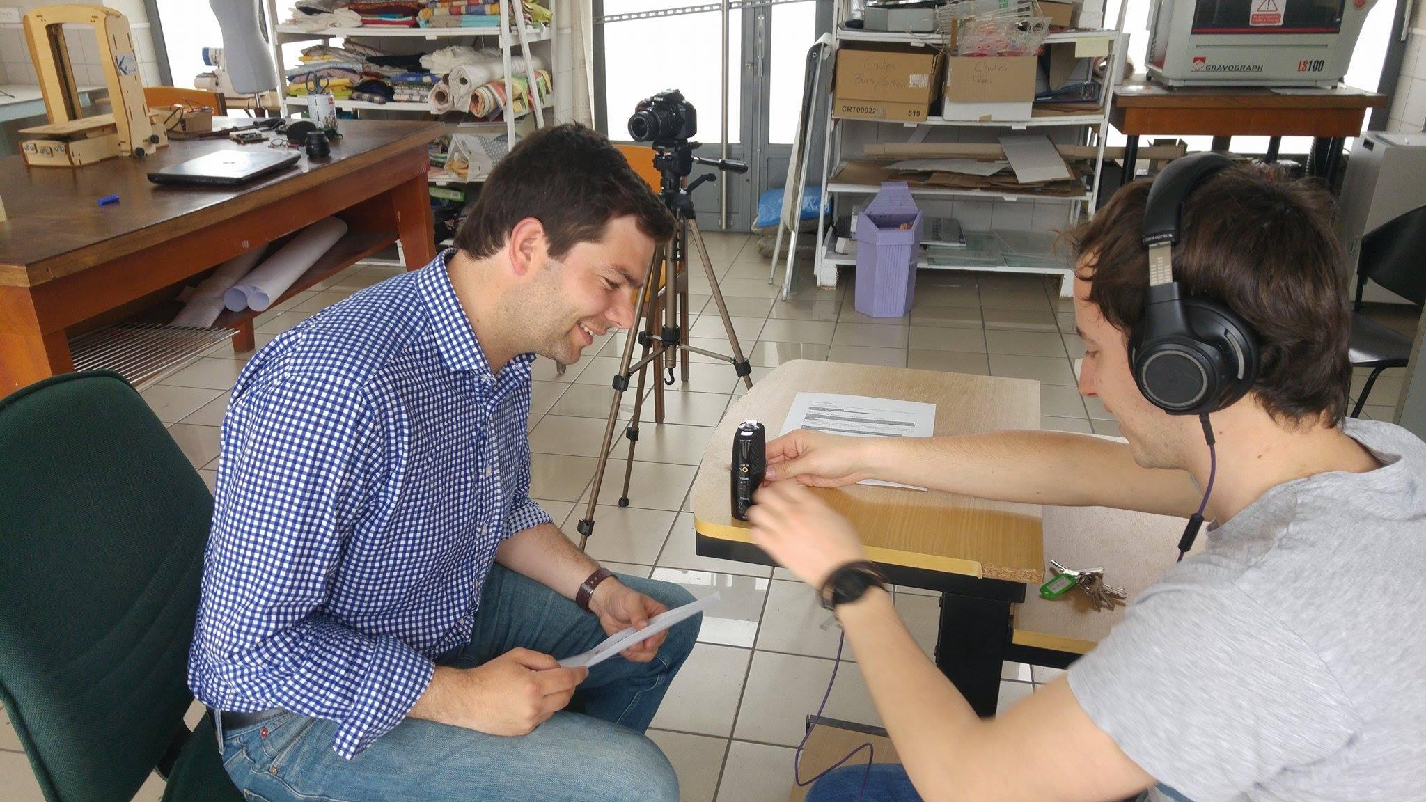 Vidéo de participation au concours French IOT