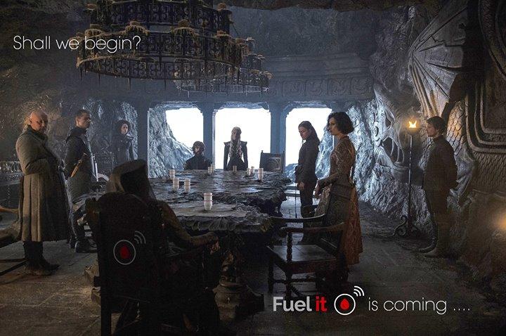 Game of thrones, le capteur à niveau Fuel It remplace les lions dans une scène culte de GOT