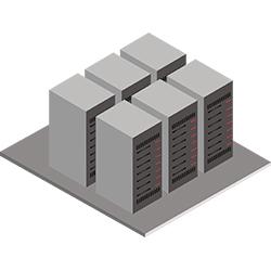 data-center-fuel-it-dessin-vector ultrason capteur connecté