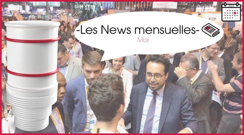 le mois de mai - news mensuelles fuel it