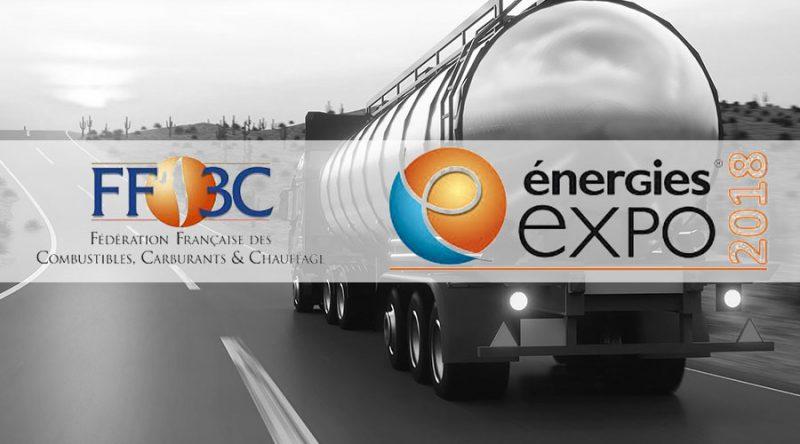 Fuel it salon Energie Expo arras jauge connectée