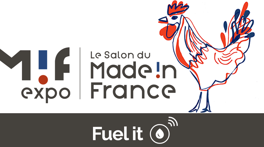 salon MIF Expo 2018 fuel it