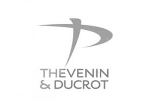 logo Thevenin ducrot fioul fuel it gnr jauge niveau connecté