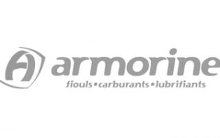 logo armorine huile lubrifiant sonde jauge connectée