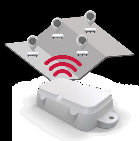loueur objet connecté capteur gps tracking jauge cuve mobile