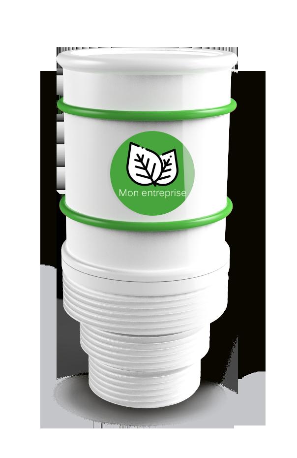 capteur vert