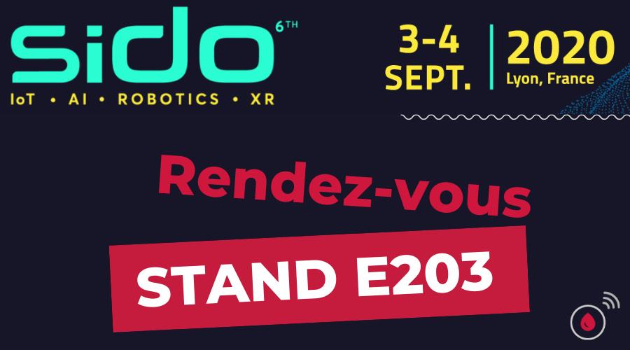 Salon SIDO 2020 Stand Fuel it