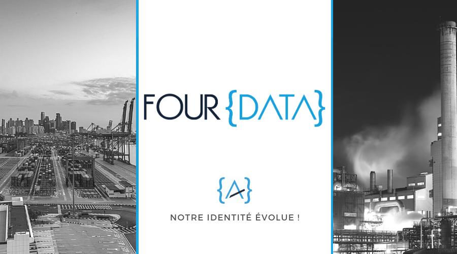 Notre société évolue et devient Four Data !