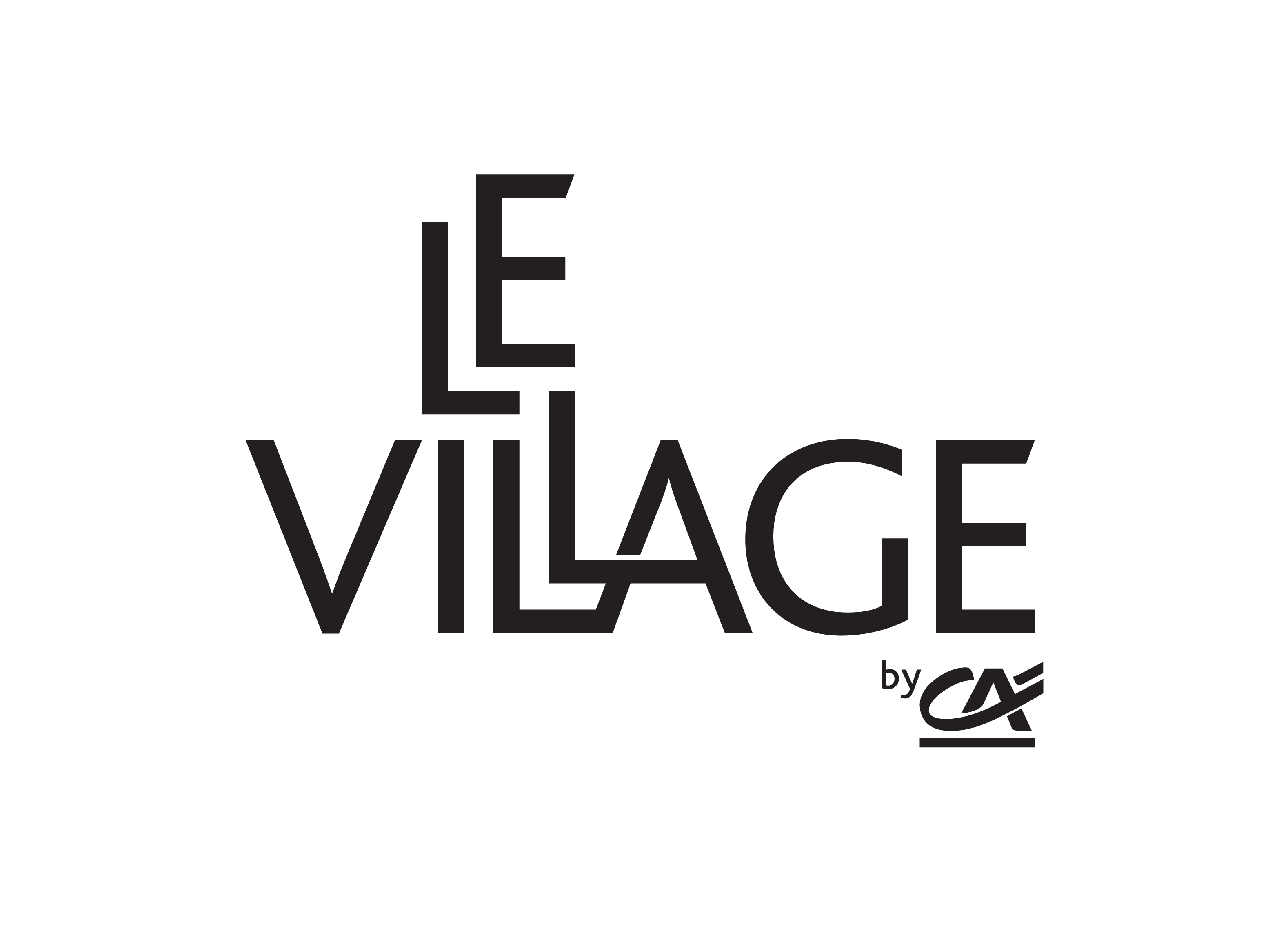 Inauguration Four Data - Le village by CA
